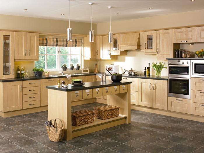 Kitchen Sinks And Appliances, Work Surfaces, Worktops & Door